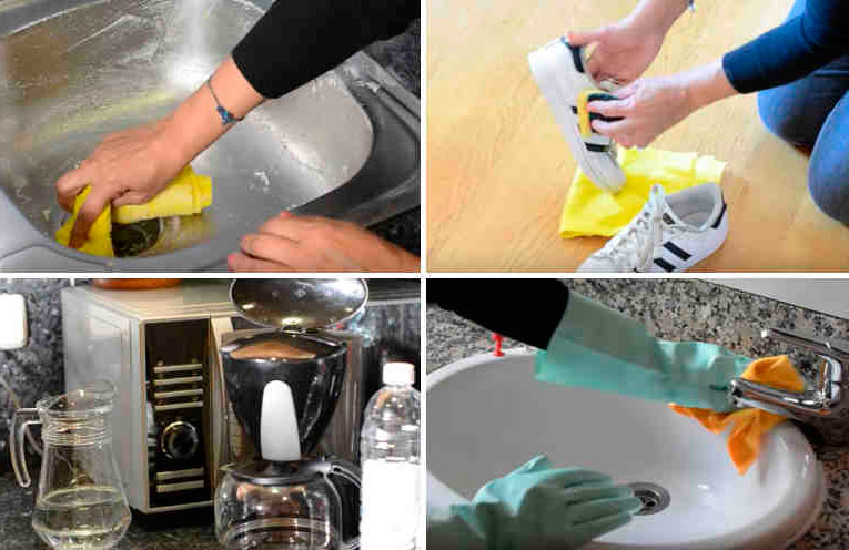 Trucos de limpieza caseros y ecológicos