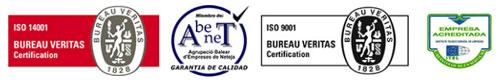 Certifications Limpiezas Sayago Palma de Mallorca