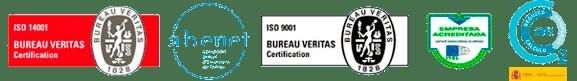 Certificaciones Limpiezas Sayago Palma de Mallorca